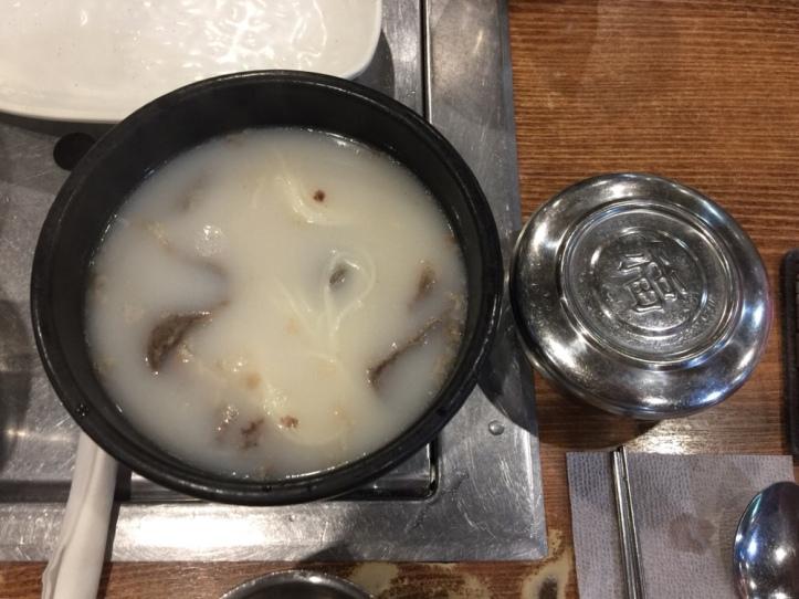 The Keun Jib Dolsot Seolleongtang 더큰집돌솥설렁탕