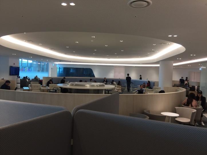 Korean Air Lounge @ Incheon Airport Terminal 2