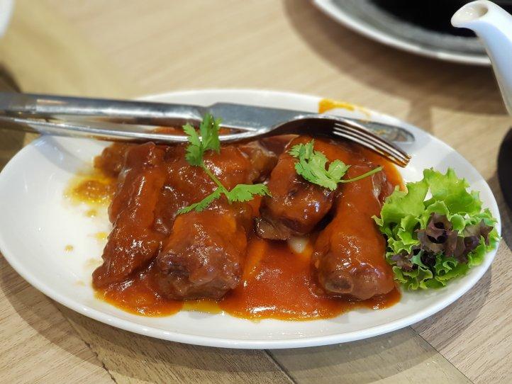 Putien style pork ribs